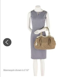 Authentic Gucci suke tote Bag